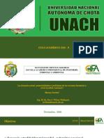 CLASE III. La situación actual, potencialidades y problemas de los recursos forestales a nivel mundial, nacional.