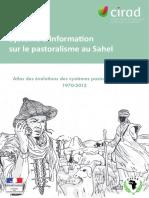 Atlas des evolutions des systems pastoraux 2012