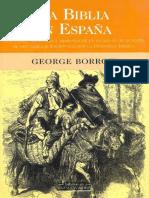 Borrow George - La Biblia en España
