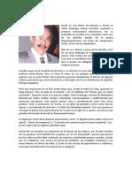 Biografia Pedro Mir