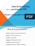 comptabilite nationale TD1