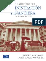 Fundamentos de administración financiera by James C van Horne John M. Wachowicz Gustavo Pelcastre Ortega Elías Ramírez Ramírez (z-lib.org) complementario.pdf