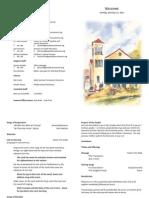 PCC Bulletin 1-23-11