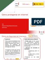 Cómo protegerse en Internet [OSI]