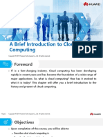 01 A Brief Introduction to Cloud Computing