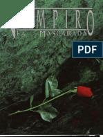 Vampiro la Mascarada - 3° Ed Manual Básico