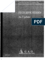 2011 GAO High Risk List