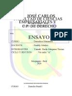 ENSAYO parcial