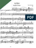 SALTERAS - Alto Sax.2 en def. de Trompas