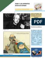 LOUIS ALTHUSSER Y LOS APARATOS IDEOLÓGICOS DE ESTADO
