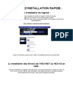Guide installation VCDS rapide