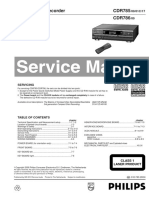 Philips-CDR-785-CDR-786-Service-Manual