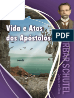 Vida e Atos Dos Apostolos Cairbar Schutel