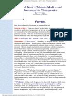 Ferrum - Allen Handbook
