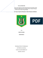 Tugas Individu Organisasi Manajemen Kebidanan