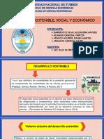 Desarrollo Sostenible, Social y Económico (1)