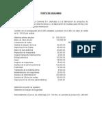 Punto de Equilibrio-Ejercicio.docx
