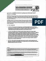 DHS Georgia Runoff Warning