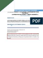 Boletin de Patrimonio Tecnico del Segmento 1 - Enero 2019