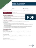 1.2 Evaluation Resource - First Speech FFE