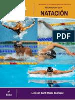4. COMPENDIO DE NATACIÓN