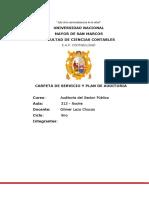 CARPETA DE SERVICIO Y PLAN DE AUDITORIA CUMPLIMIENTO.docx