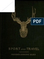 Sport and Travel - Selous 1901