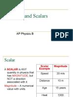 AP_Physics_B_-_Vectors