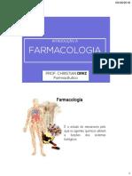 AULA 01-intro farmacologia