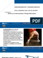 COMPONENTES ERGONOMICOS Y BIOMECANICOS