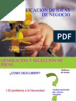 IDENTIFICACION DE INICIATIVAS DE NEGOCIOS2020