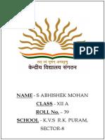 39_Abhishek_Mohan_Practicals