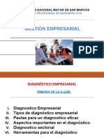 Clase 7 - Diagnostico empresarial