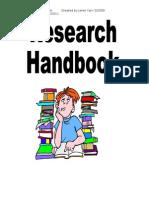 Research Handbook