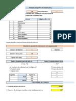 ACTIVIDAD 4 CALCULOS E INFORMES PROCESOS Alternativa a Virtual Plant 1