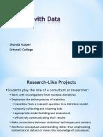 Writing with Data - Kuiper (PowerPoint)