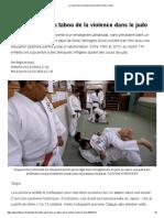 Le Japon face au tabou de la violence dans le judo