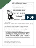 avaliação 1 bimestre.doc