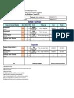 Grade de Disciplinas - 2º Semestre 2019 -  Economia (MESTRADO E DOUTORADO)