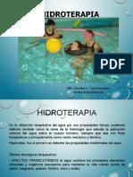 7a. Hidroterapia y Masoterapia