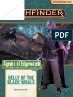 Agents of Edgewatch AP - Part 5 of 6 - Belly of the Black Whale {PZO90161}