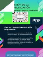 Ty G Planificación de la Comunicación