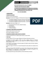 PROCESO CAS N° 003-2020 - ANEXOS