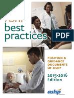 ASHP Best Practices 2015-2016.pdf