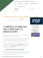 12 compétences clés comme socles pour les apprentissages et le bonheur des enfants.pdf