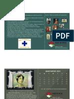 Ημερολόγιο 1821 – 2021