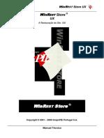 Manual Store UX - Tecnico