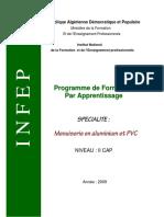 CML 0708 - Menuiserie AL et PVC - II.pdf