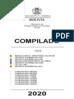 COMPILADOS DE DECRETOS COVID