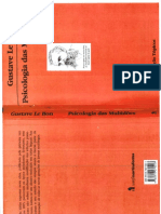 Psicologia das  multidões - Gustave Le Bon anotado